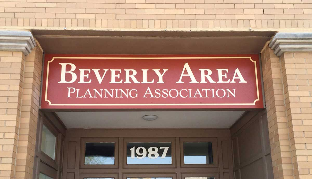 The Beverly Area Planning Association Is One Of Chicagos Most Successful Grassroots Civic Organizations Since 1947 We Have Worked To Preserve And Improve