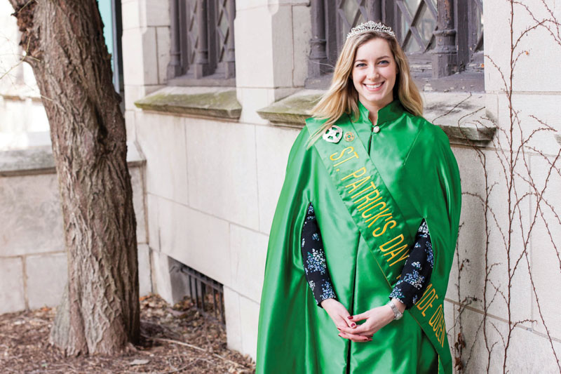 Maura Connors Named Queen Of The Downtown Parade Beverly Area Planning Association