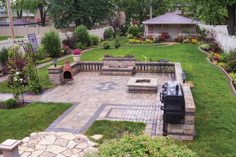 Backyard Oasis In Morgan Park Beverly Area Planning